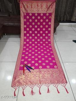 Attractive Banarasi Silk Dupatta