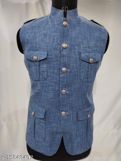Maxence® Stylish Nehru Jacket for Men