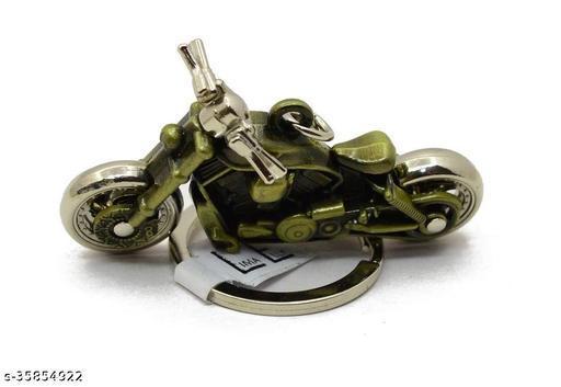 Royal Enfield (Green Colour) Keyring & Keychain