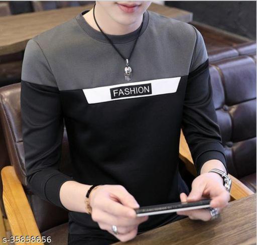 Ruggstar Best Selling Cotton Full Sleeve T-Shirt for men Pack of 1