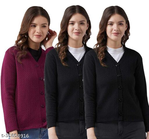 Pretty Fashionable Women Sweaters