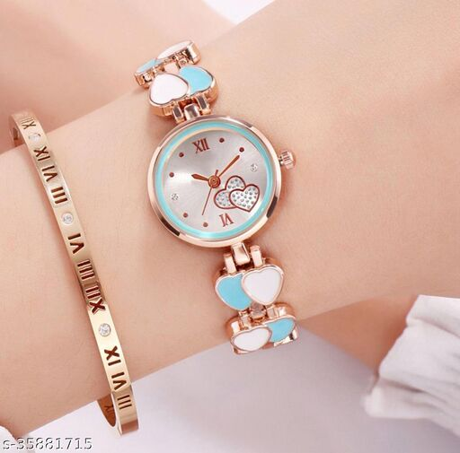 Stylish women's watch