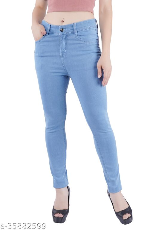 FITGARMENTS Slim Women ICE Jeans