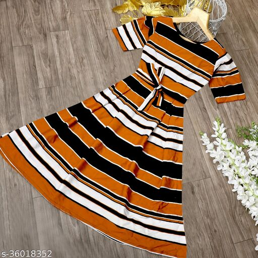Urnbane Partywear Women Dresses