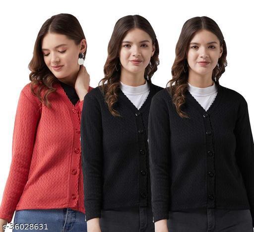 Urbane Glamorous Women Sweaters