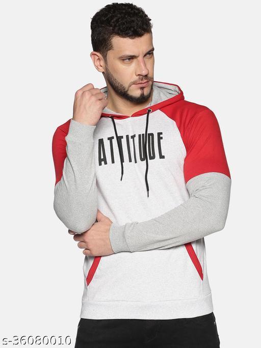 UrGear Full Sleeve Color Block Men Sweatshirt
