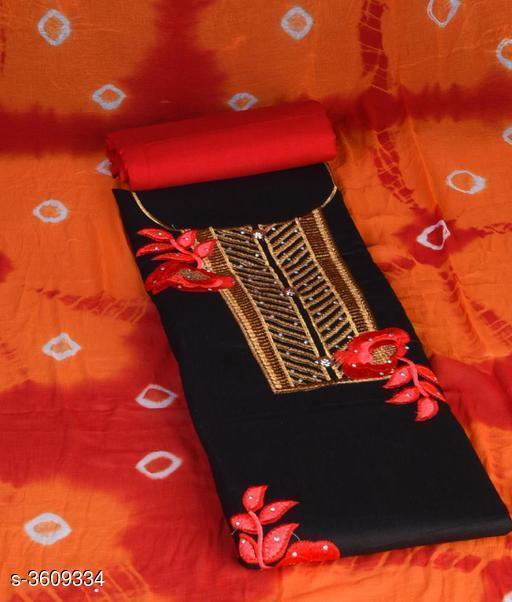 Fancy Cotton  Suits & Dress Materials