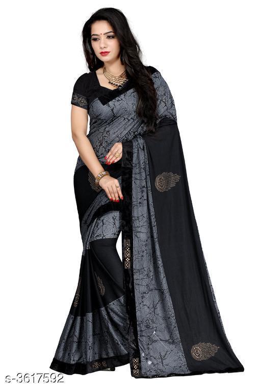 Trendy Women's Party Wear Saree