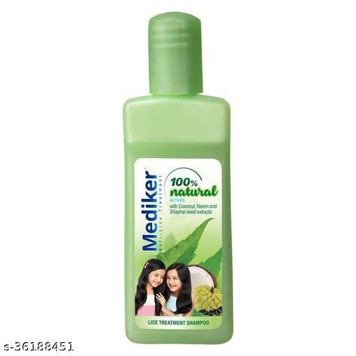 Mediker Anti-Lice Treatment Shampoo - 50 ml