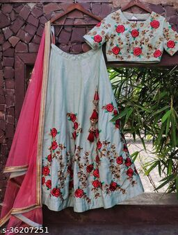 Trendy Graceful Women Lehenga