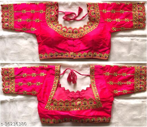 Ready to wear blouses