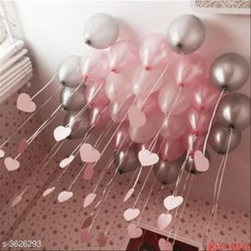 Trendy Balloons Diwali Decoration