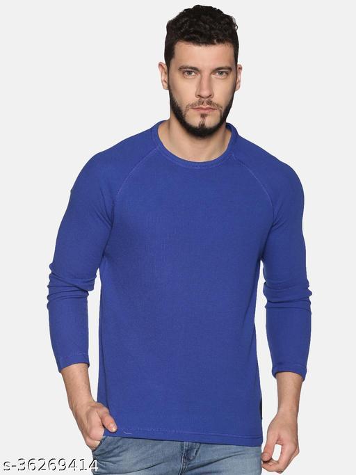 UrGear Full Sleeve Solid Men Sweatshirt