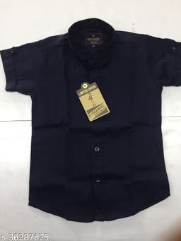 Tinkle Trendy Boys Shirts