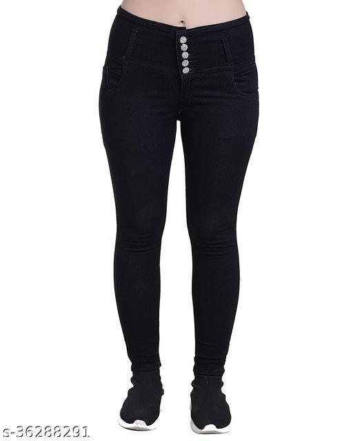 Ziva Fashion women's skinny fit jeans