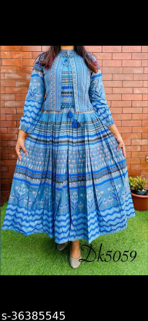 Myra Fabulous Gown