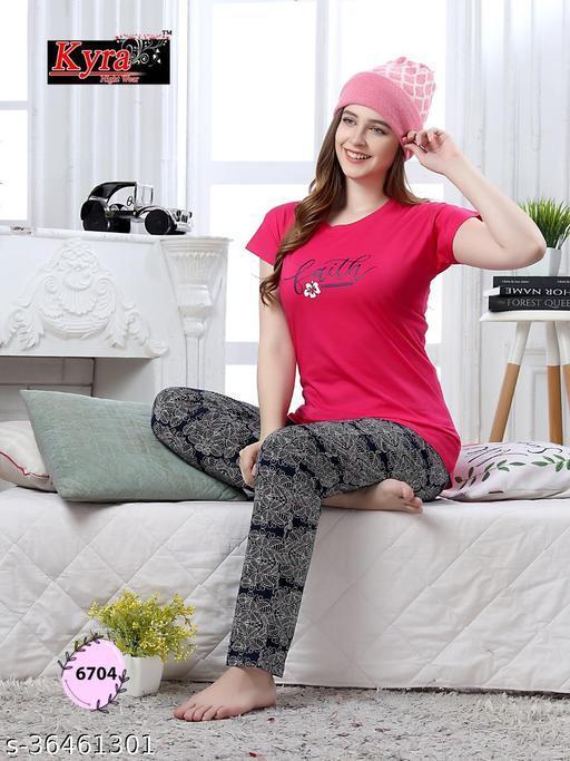 Inaaya Stylish Women Nightsuits