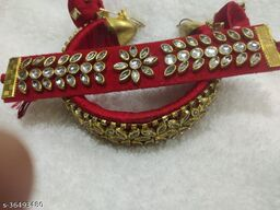 Allure Glittering Rakhi