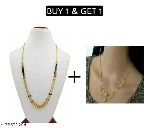 Allure Fancy Necklace with combo set