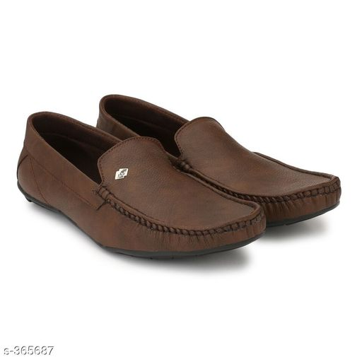 Stylish Synthetic Leather Men's Loafer