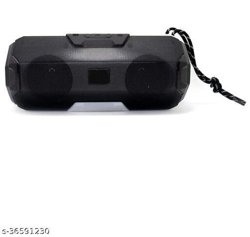 KAM A-006 Party Light With High Powerful Sound Quality With Powerful multispeaker Bass D Card,Aux,Pendrive,Bluetooth,Calling Supported 6 W Bluetooth Speaker 125 W Bluetooth Speaker(BLACK 4.1 10 W Bluetooth Speaker(Black, 4.1 Channel)