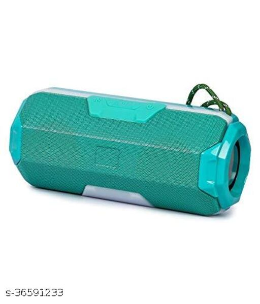 KAM A-006 Party Light With High Powerful Sound Quality With Powerful multispeaker Bass D Card,Aux,Pendrive,Bluetooth,Calling Supported 6 W Bluetooth Speaker 125 W Bluetooth Speaker(green4.1 10 W Bluetooth Speaker(green, 4.1 Channel)
