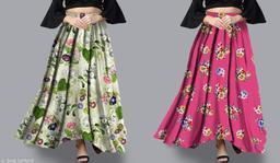 Fashionable Trendy Women Western Skirts