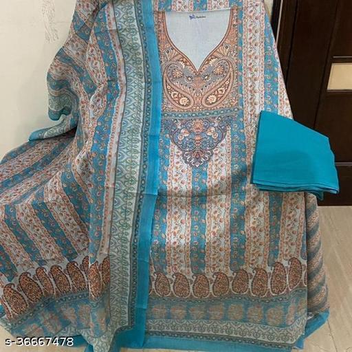 Aagyeyi Graceful Salwar Suits & Dress Materials