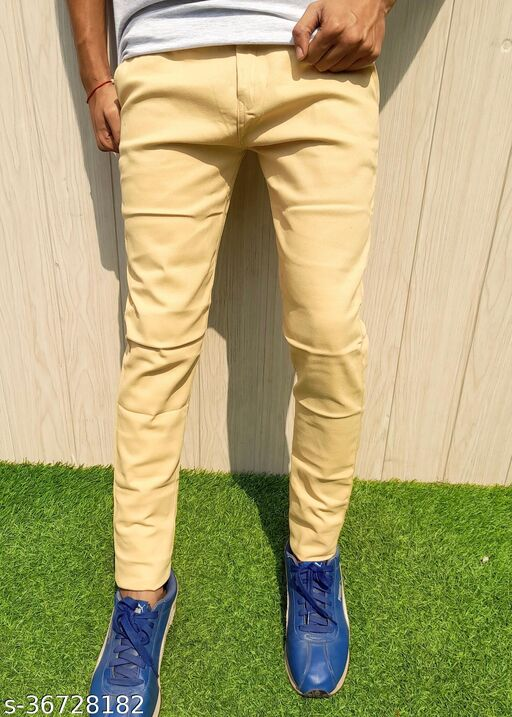 Casual Latest Men Trousers