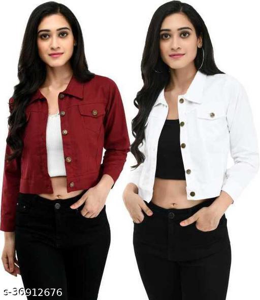 Charvi Drishya Women Ethnic Jackets