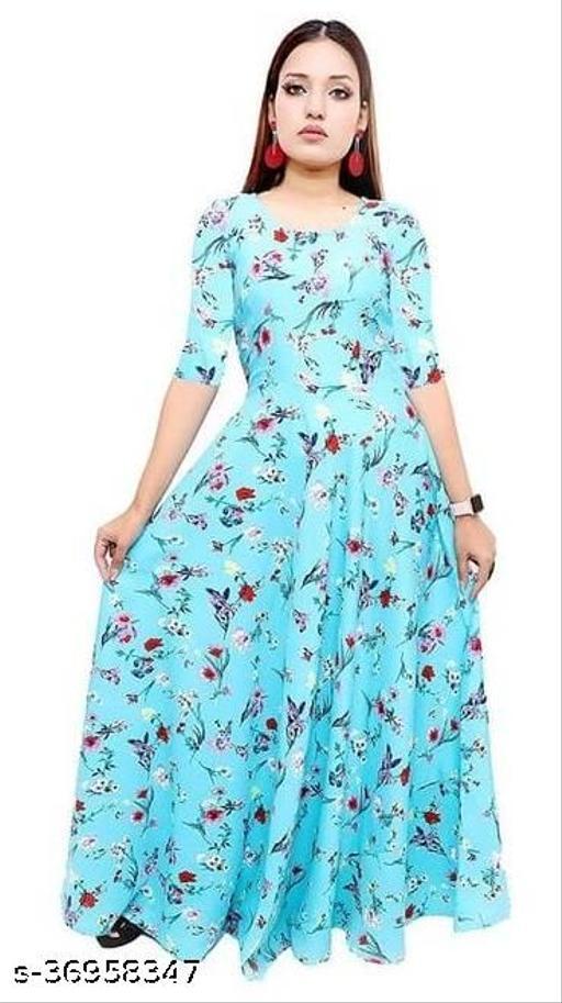 Comfy Sensational Women Gowns
