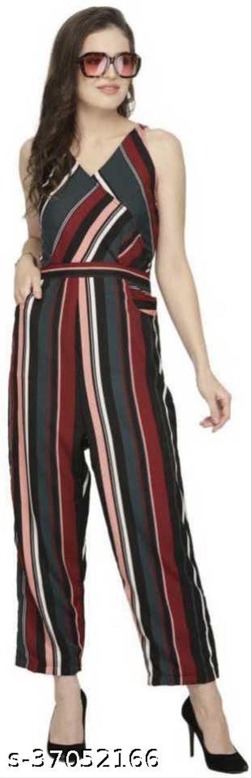 Classic Fashionable Women Jumpsuits