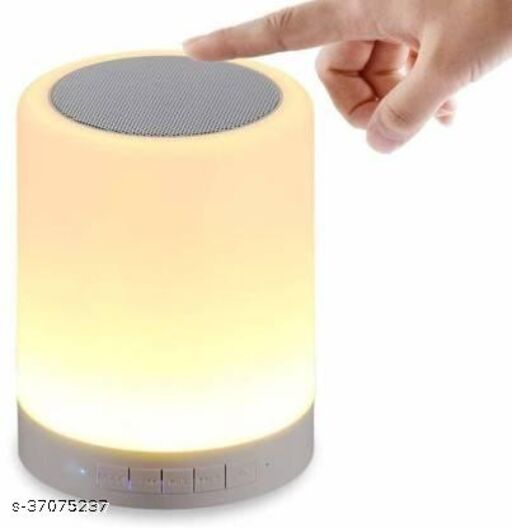 Colour Changing bluetooth touch lamp speaker