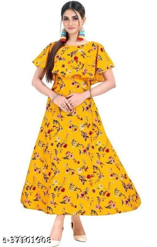 Charvi Petite Gown