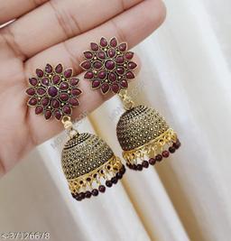 Elite Glittering Earrings