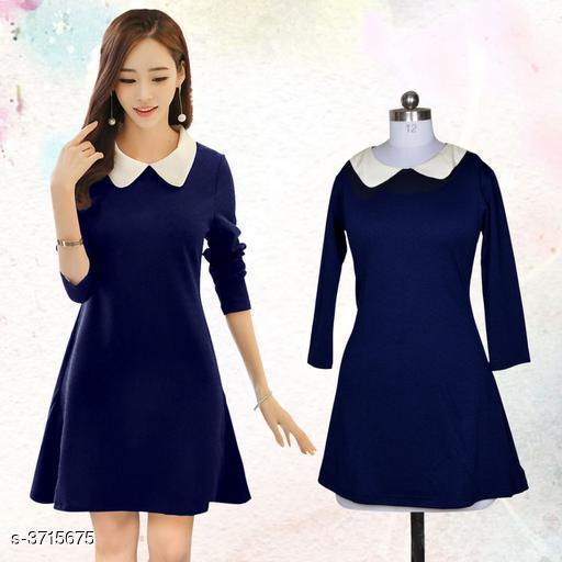 Fashionable Chiffon Women's Dresses