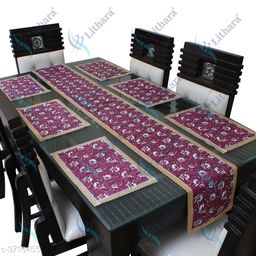 Dream Home Elegant Table Runners & Table Mats