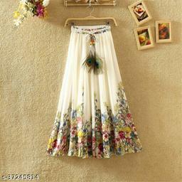 Elegant Trendy Women Western Skirts