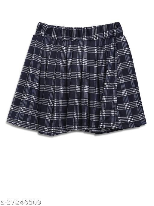 Adiva Kids Rayon Skirt For Girls