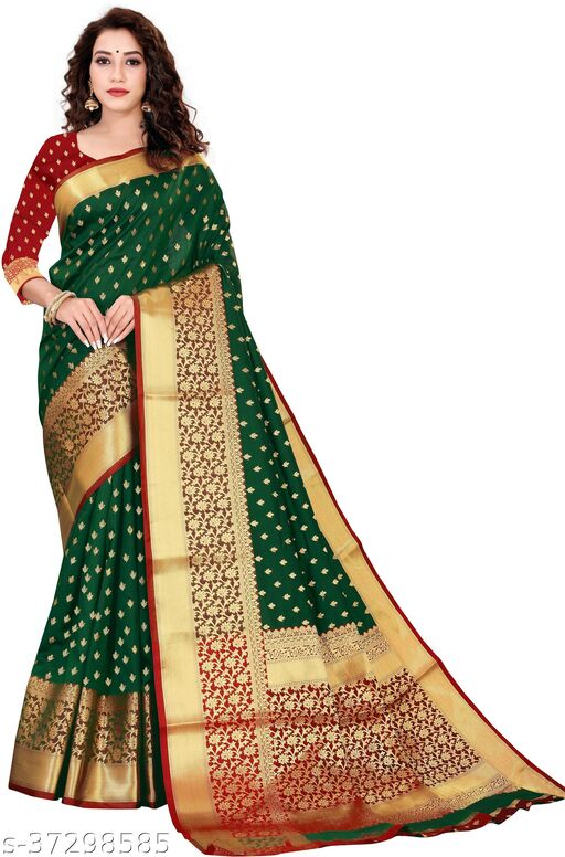 Fancy Exclusive Saree With Blouse Piece