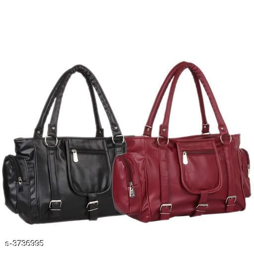 Stylish Women's Multicolor Handbag