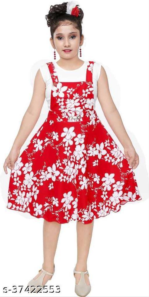 Tinkle Comfy Girls Frocks & Dresses