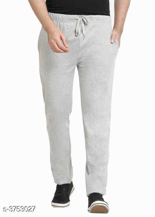 Trendy Cotton Men's Track Pant
