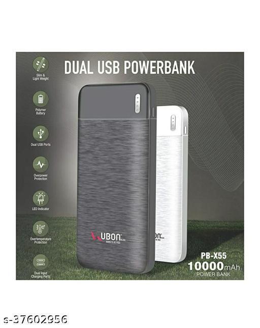10000 mAh Power Banks