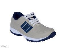 Stylish Synthetic Men's Sports Shoe