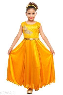 Little Elite Adorable Ethnic Gown
