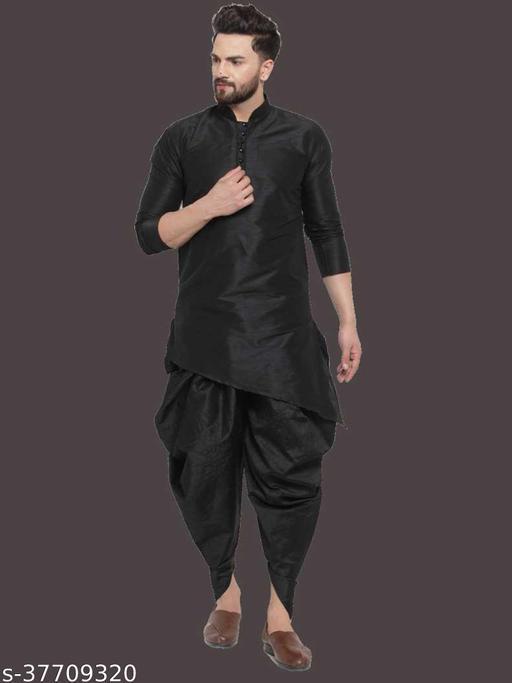 26 i Men's Ethnic Kurta and Ethnic Dhoti Set