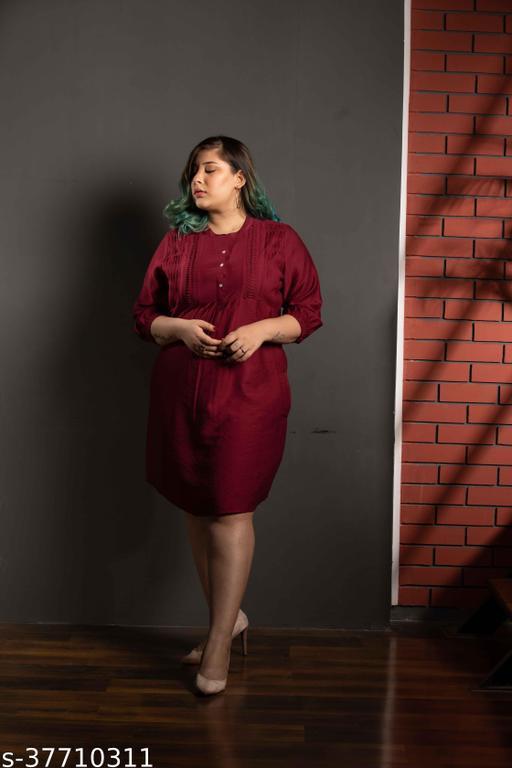 Classy Modern Women Dress