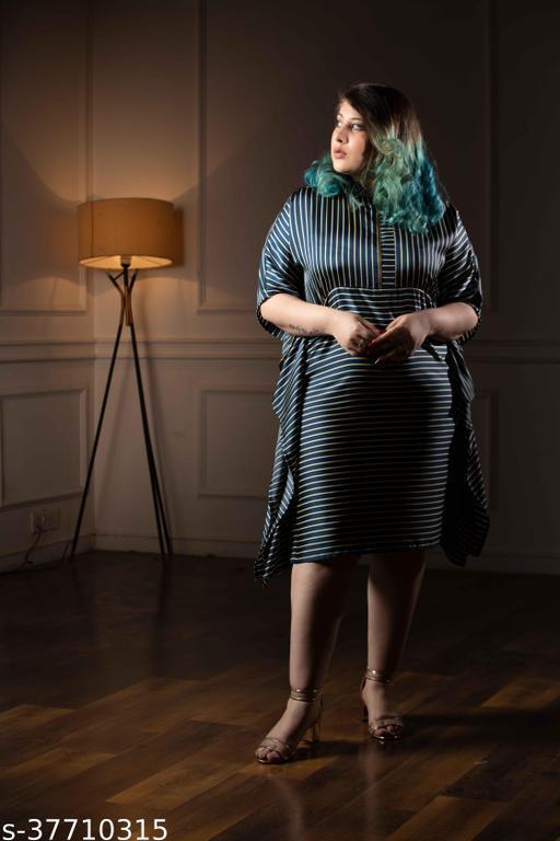 Trendy Fabulous Women Dress