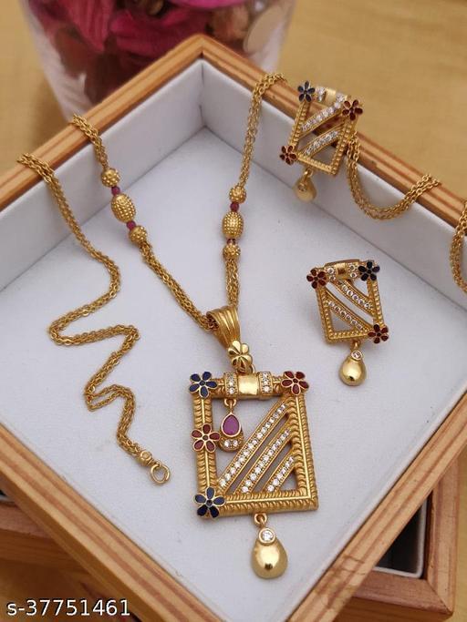 Elite Charming Jewellery Set
